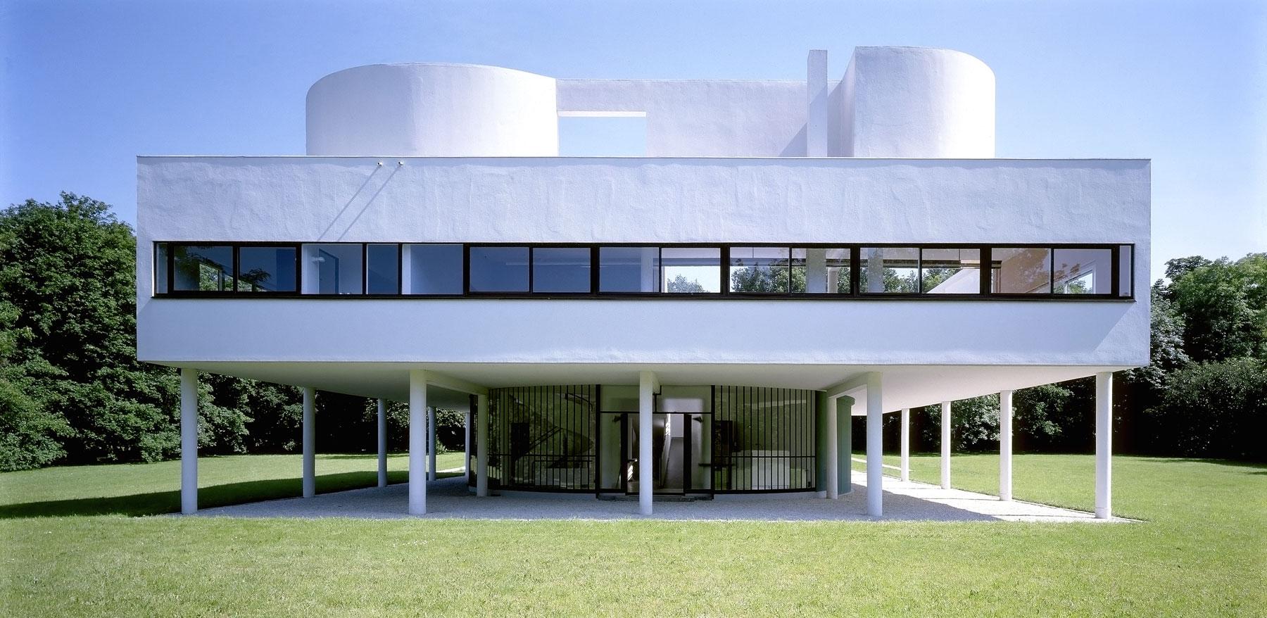 A vila savoye vaideplastica - La villa savoye wikipedia ...
